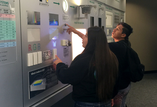 Students From Inter-Tribal Energy & Tech Tour To Visit SCE Tesla Storage Project