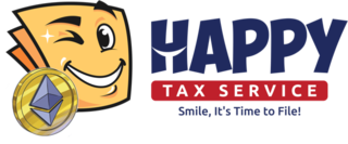 "Happy Tax Announces ""Pay By Cryptocurrency"" - The First Ever for any National Franchise Brand!"