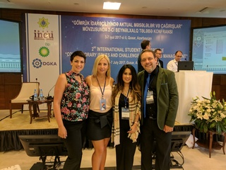 Thomas Jefferson School of Law Students Participate in 2nd Annual International Student Conference in Azerba…