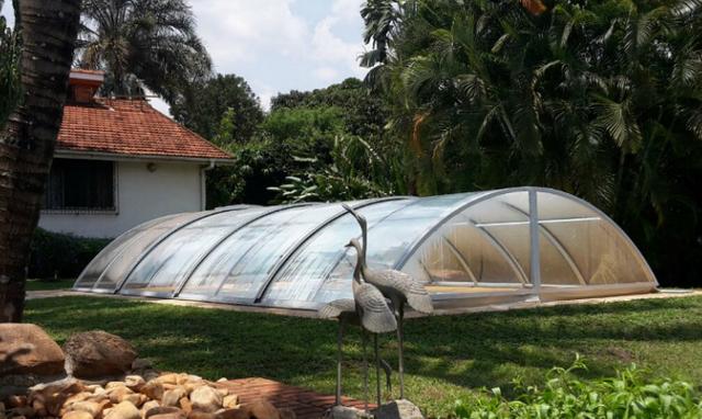 Excelite  Pool Enclosure Model C