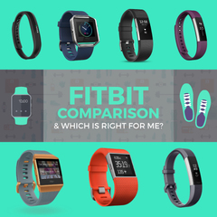Mobile Mob Release New Guide: Fitbit Comparison & Which is Right For Me?