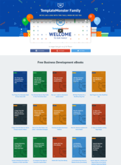 TemplateMonster Released 50 Free Business Development eBooks