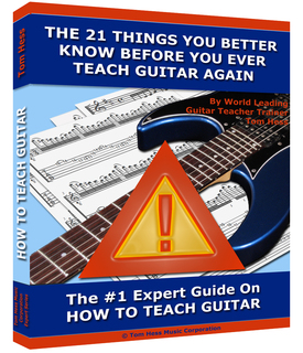How To Teach Guitar Course By Tom Hess