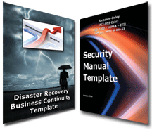 Disaster Recover - Business Continuity and Security Manual Templates update now available https://goo.gl/Ag61Vd