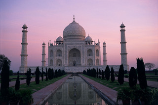 Taj Mahal and Asia Transpacific Journeys takes you there