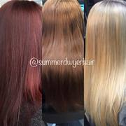 Hair color in Muskegon - Summer Dwyer