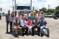 Kyrish Truck Centers 2017 rebrand.