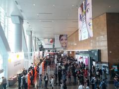 Cosmoprof Asia Trade Show