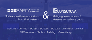 ConsuNova Inc. and Rapita Systems Ltd. announce expanded bilateral partnership