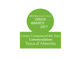 "Tasca d'Almerita Receives Commendation Award for ""Green Company of the Year"" by The Drinks Business"
