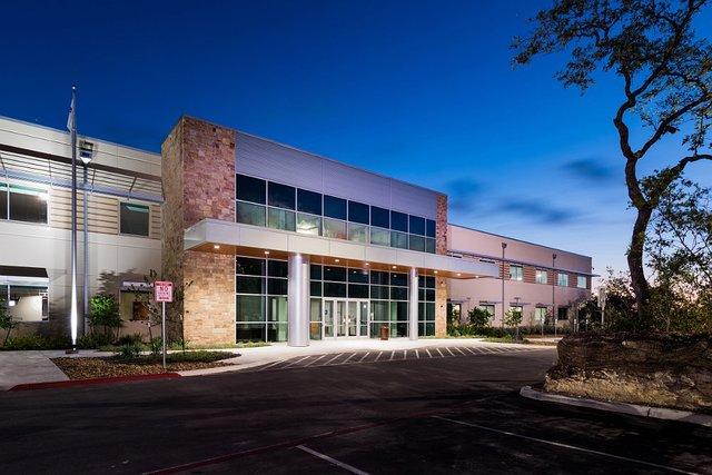 GM Financial Call Center in San Antonio, Texas, built by General Contractor Bob Moore Construction