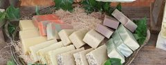 Splendid Bee soaps are handmade in Kentucky with beeswax and other all natural and organic ingredients.