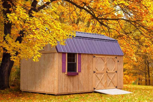 Storage Sheds by Goldstar Buildings