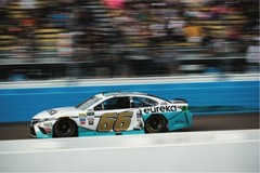 Sublime Communications secured a NASCAR® sponsorship for the Eureka® brand