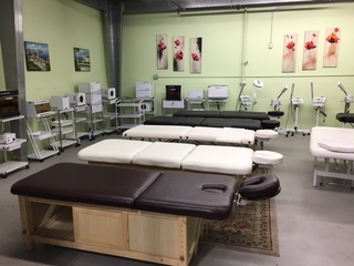 Top Spa Supply Unveils New Product Showroom