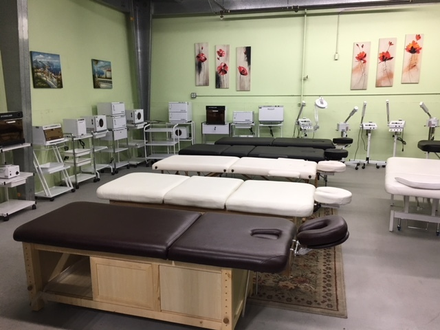 Top Spa Supply and Equipment Showroom