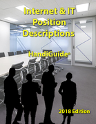 Internet & IT Job Descriptions - 2018