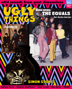 Ugly Things #46, WINTER 2017 magazine cover