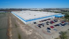 Built in 1990, the success of this distribution center in Waco, Texas led Sherwin-Williams to return to general contractor Bob Moore Construction to deliver a new facility in 2016-2017.
