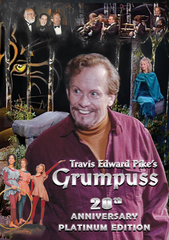 Otherworld Cottage Announces Its DVD Release of the 20th Anniversary Platinum Edition of Travis Edward Pike's 1997 World Premiere Performance of Grumpuss