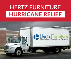 Hertz Furniture Provides Hurricane Relief to Texas and Florida