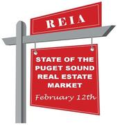 REIA hosts Todd Britsch of Metrostudy for a talk on the State of the Puget Sound Real Estate Market at the REIA Main Meeting on February 12, 2018