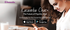 Kasamba+ The future of Psychic Chat
