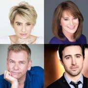 Clockwise: Chelsea Kane, Patricia Richardson, Josh Zuckerman, Todd Sherry