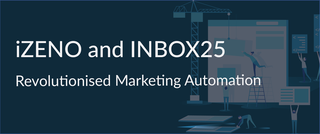 iZeno and INBOX25 partner to bring revolutionary Marketing Automation solutions