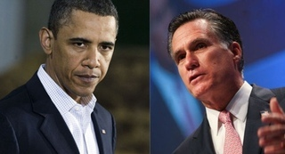 Mitt Romney increases his internet market share resulting in a loss of internet market share for Barack Obama