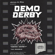 Demo Derby 45 rpm Sleeve