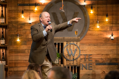 Fritz Hatton, Auctioneer for Willamette: The Pinot Noir Auction