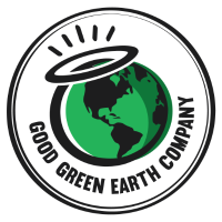 Good Green Earth Logo - Bokashi PRO-GRO