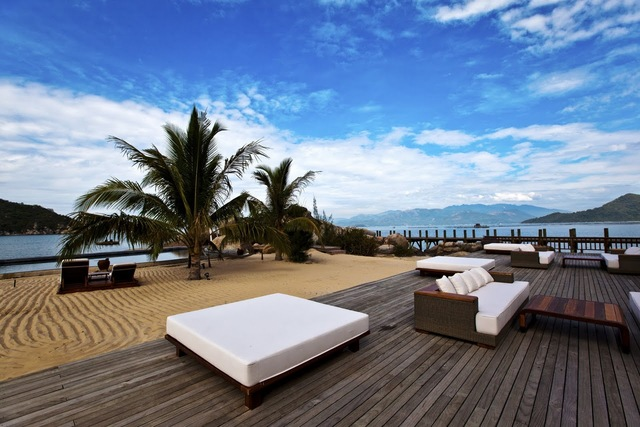 An Lam Ninh Van Bay Resort, Central Vietnam