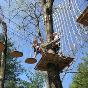 Summer fun at TreeTop Adventures!
