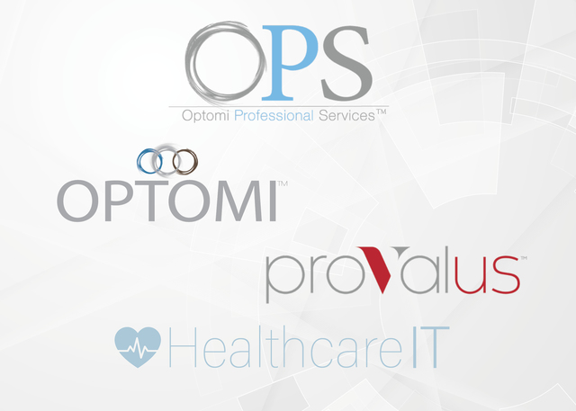 OPS = Optomi + Provalus + Healthcare IT
