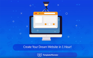 Build Sites for $9.9 with New SaaS Website Builder by TemplateMonster and MotoCMS