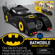 Batmobile Wood Craft Kit