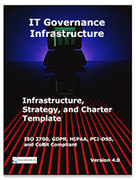 IT Governance Infrastructure. Strategy, and Charter Template