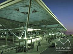 Stansted Airport Model