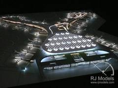 Chhatrapati Shivaji International Airport Model Terminal 2