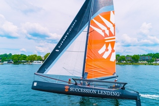 Succession Lending M32 Captures Match Cup