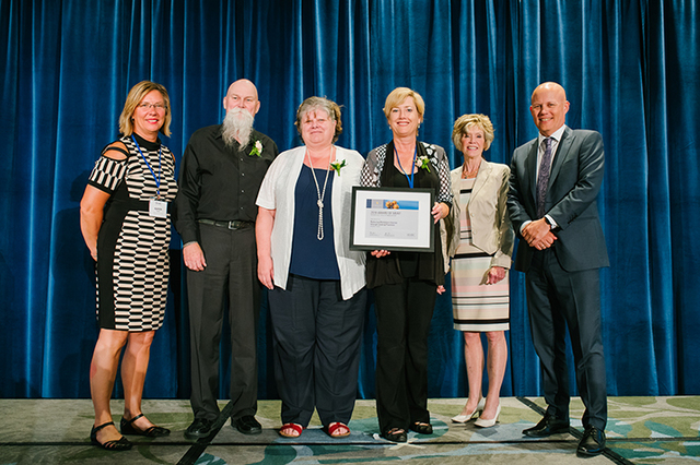 Menno Place receives Workplace Health Innovation Award of Merit