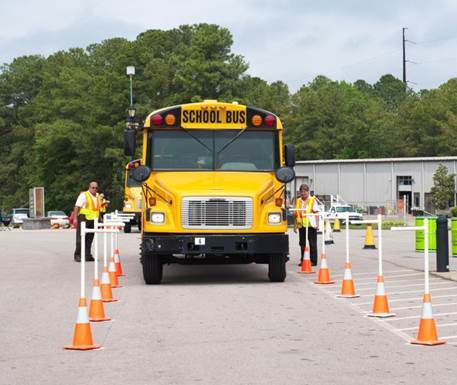 Nine First Student drivers will be among those vying for top honors at the 48th Annual School Bus Driver International Safety Competition.