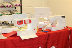 Elna Swiss sewing machines are designed for all sewing levels and individual needs. See more at Vacuum Authority.