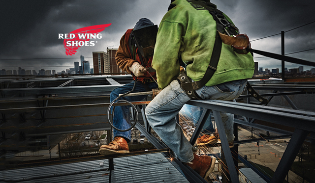 Red Wing is over 100 years old and their footwear is sold worldwide in over 100 countries.