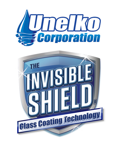 Unelko Corporation manufacturer of Invisible Shield Glass Coatings