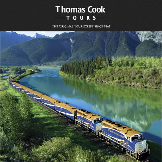 Trans Canada Rail Adventure Tours