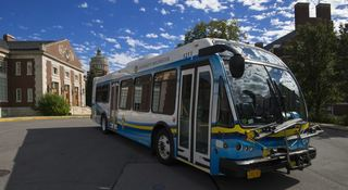 University of Rochester Extends Contract with First Transit