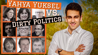 "Yahya Yuksel, AZ02 Democratic congressional candidate, releases a detailed video titled ""Exposing Arizona's Di…"